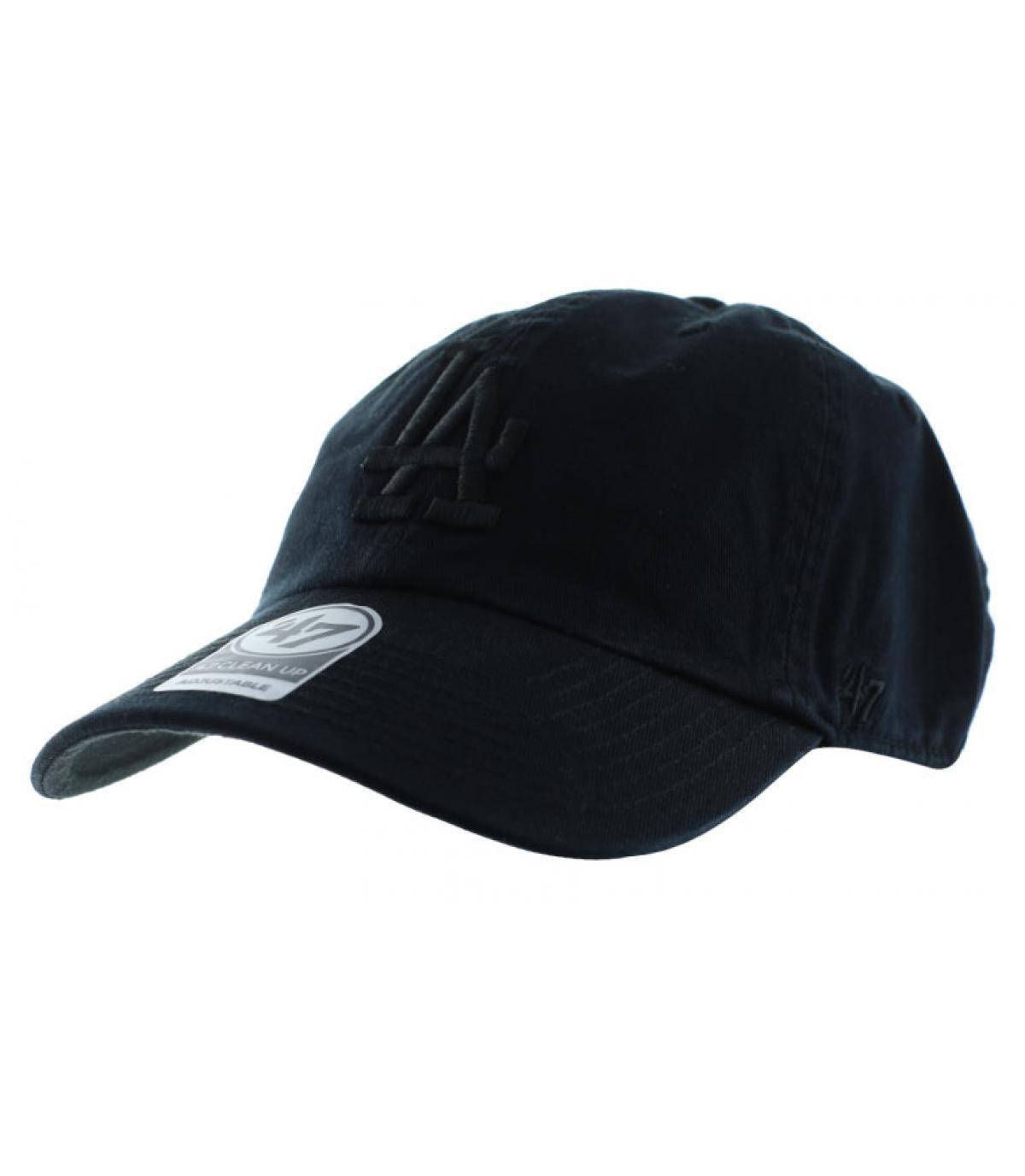 cap curve LA noire
