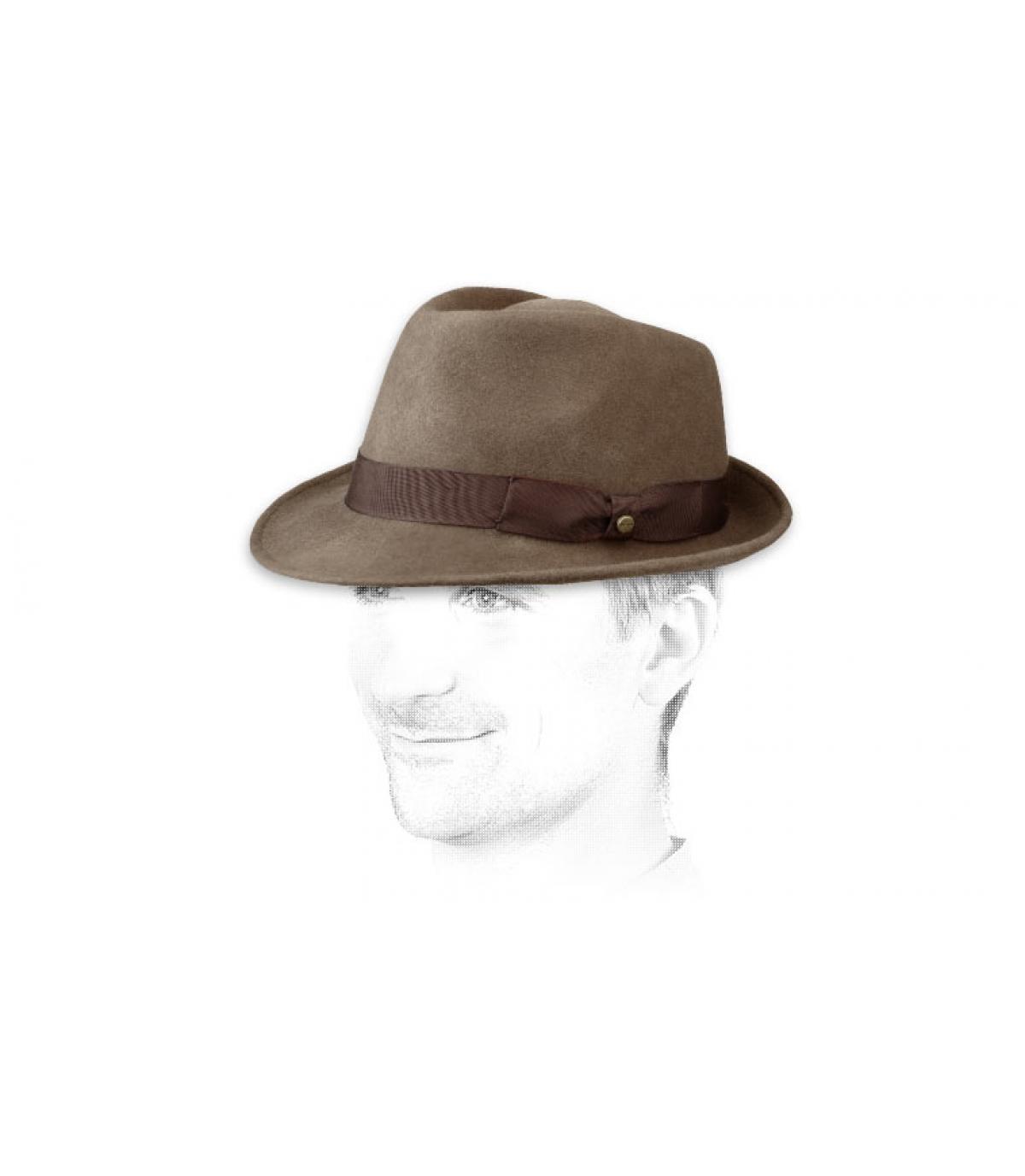 Détails Elkader light brown - image 3