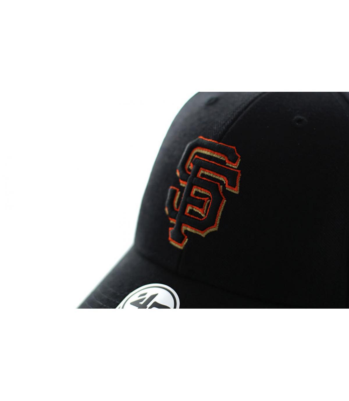 Détails MVP SF Giants black - image 3