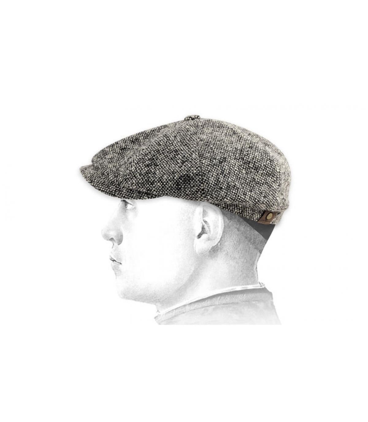 Détails Hatteras Donegal gris - image 3