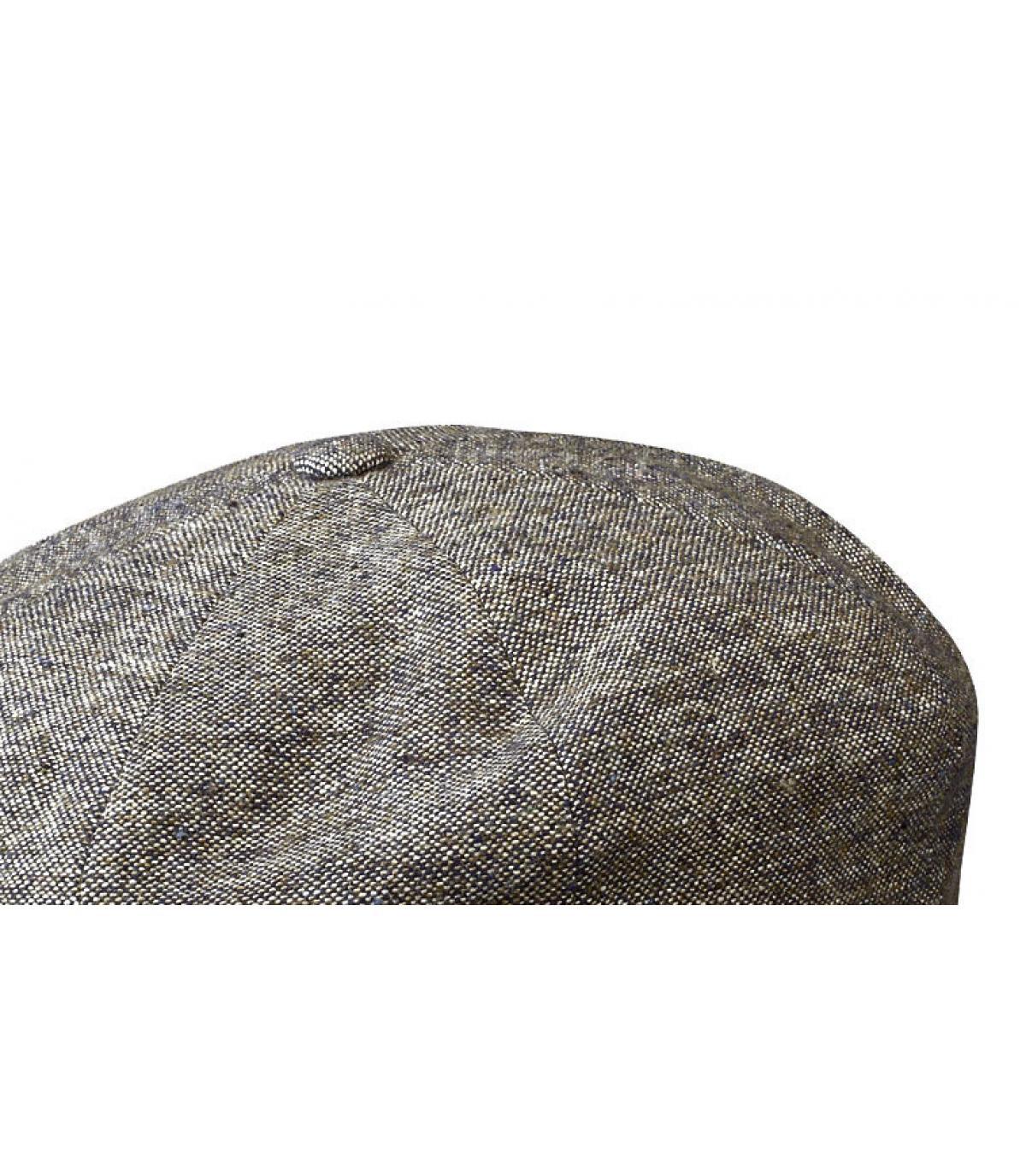 casquette irlandaise stetson hatteras laine coton grise par stetson. Black Bedroom Furniture Sets. Home Design Ideas