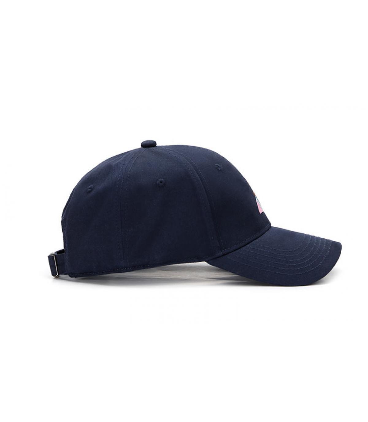 Détails A Dream Curved Cap navy - image 3