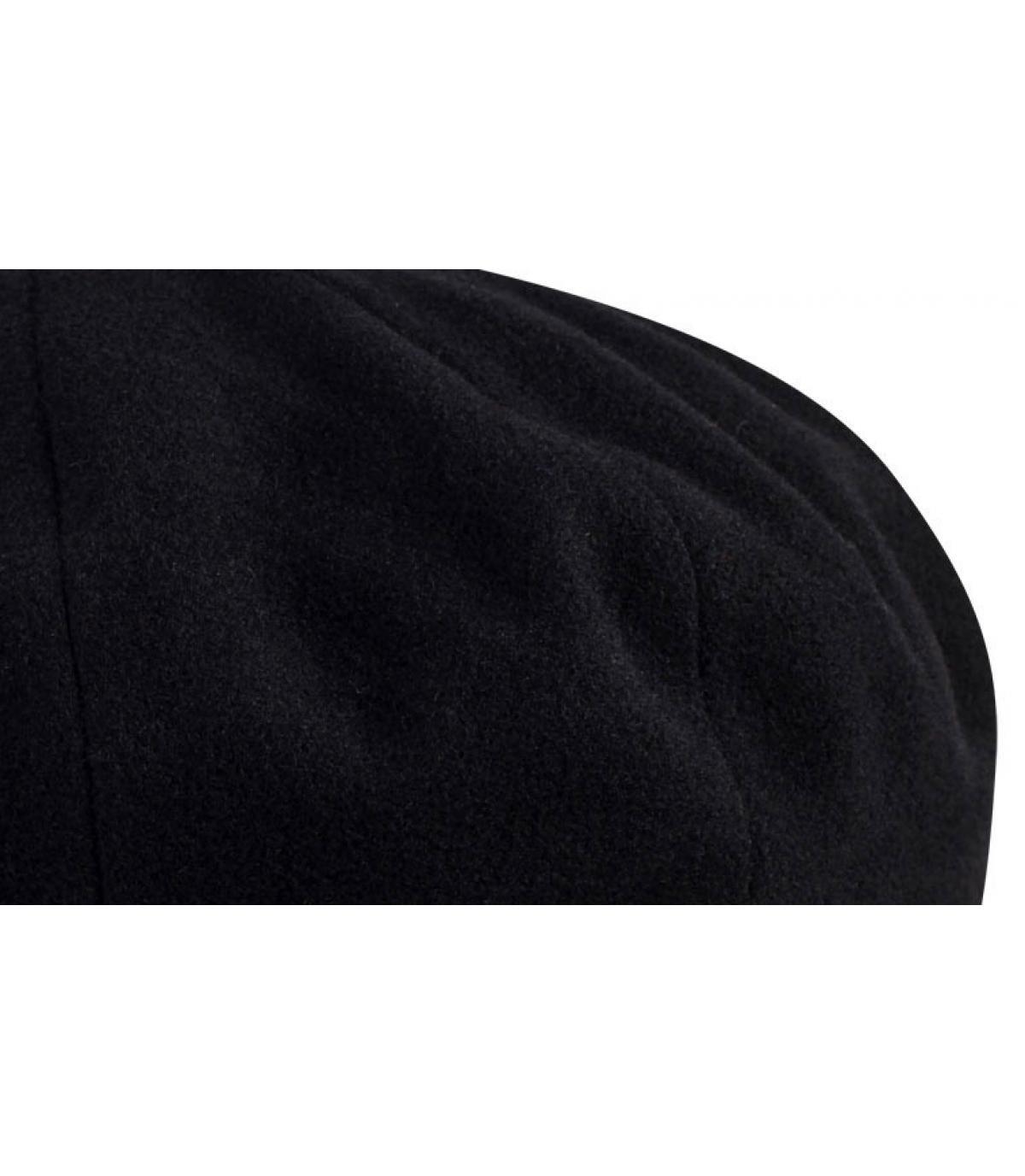 Détails Hatteras noire wool/cashmere - image 2