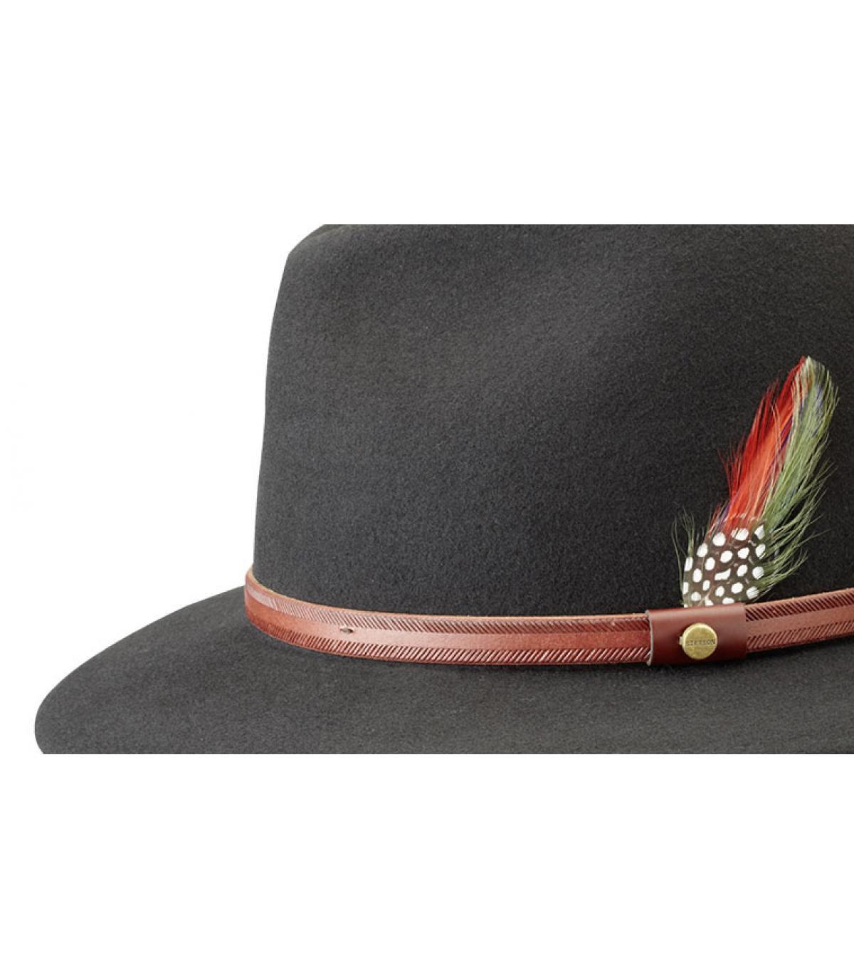 Chapeau feutre stetson