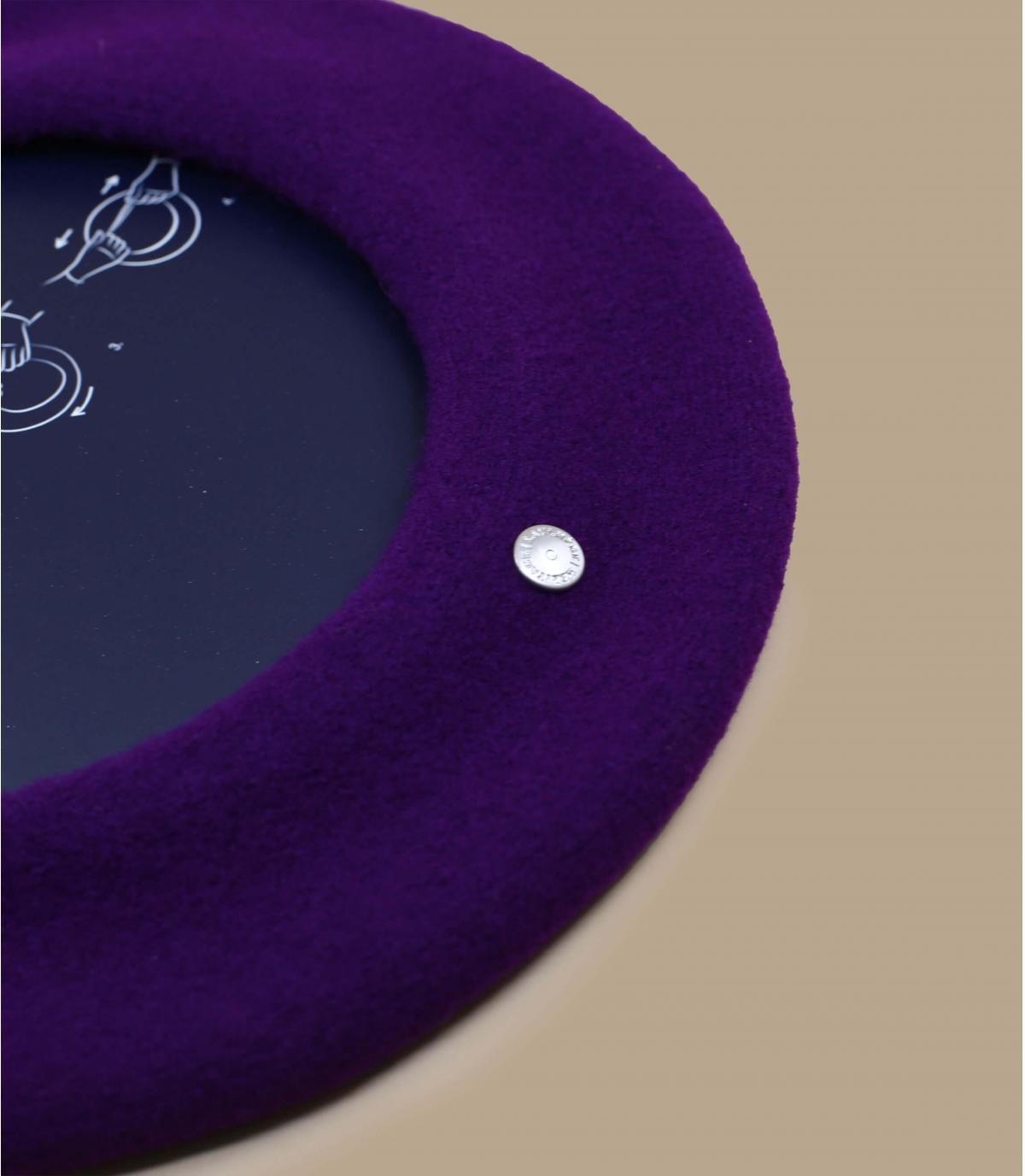 Détails L'Authentique violet - image 3