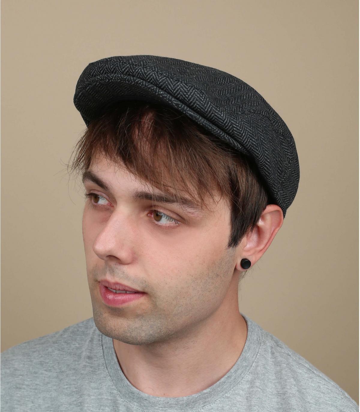 beret homme brixton