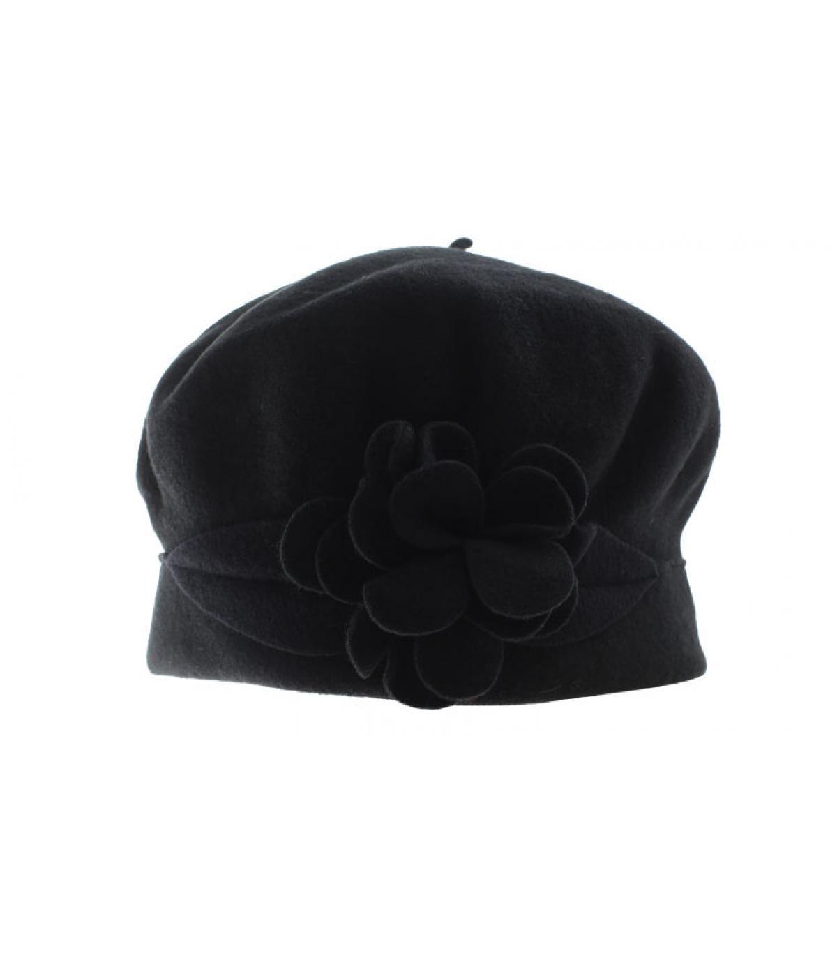Détails Capucine noir - image 2