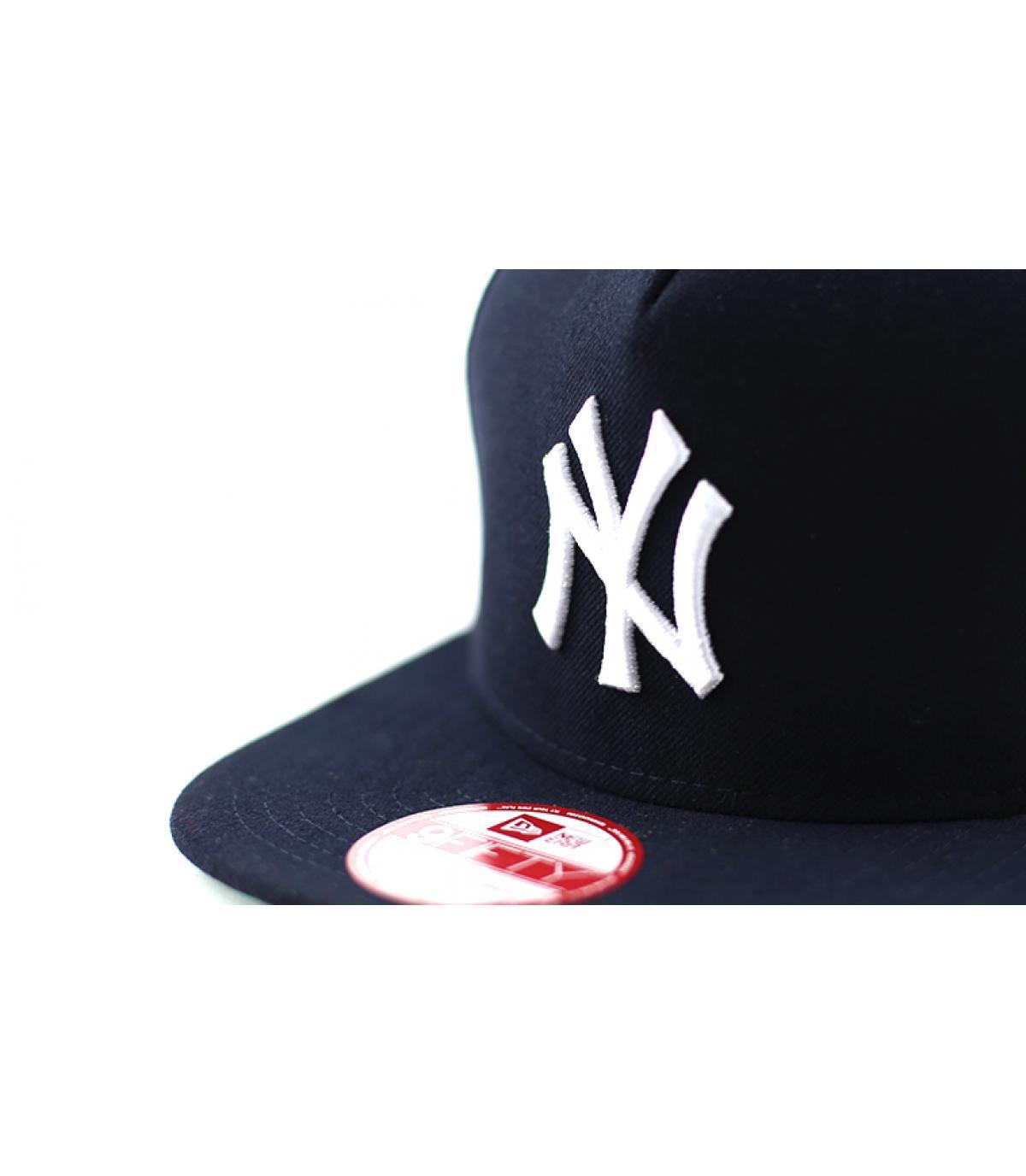 Détails Snapback Classic Team NY - image 3