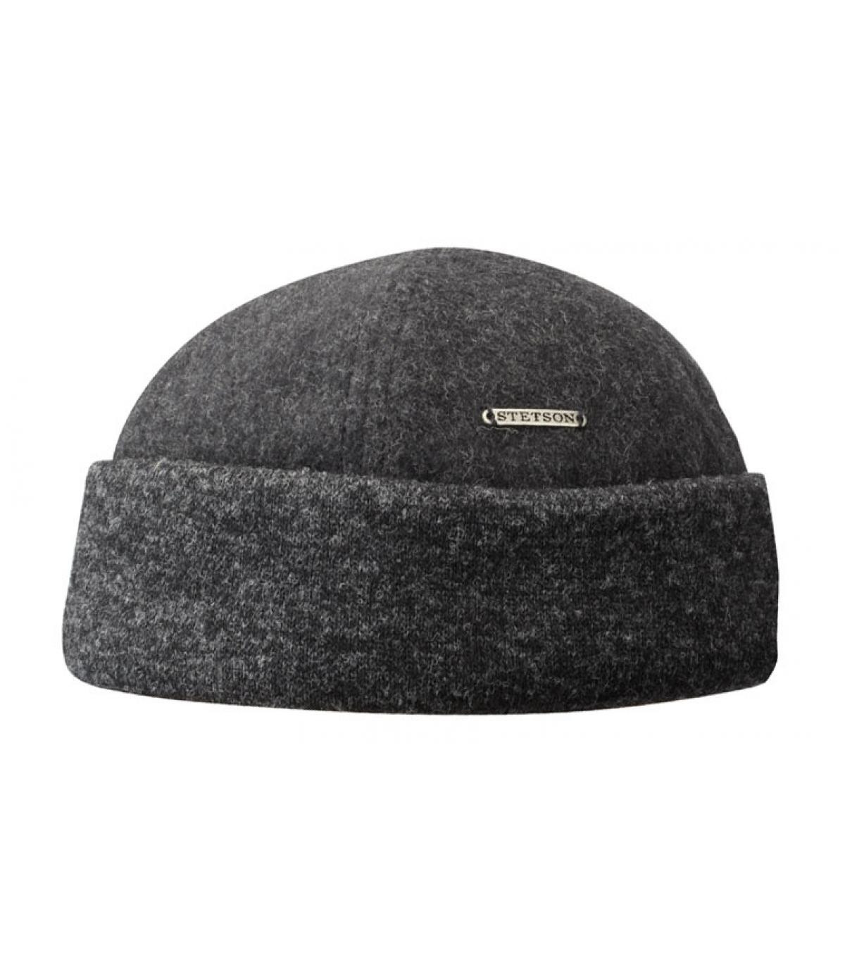 Détails Docker Wool Cashmere grey - image 2