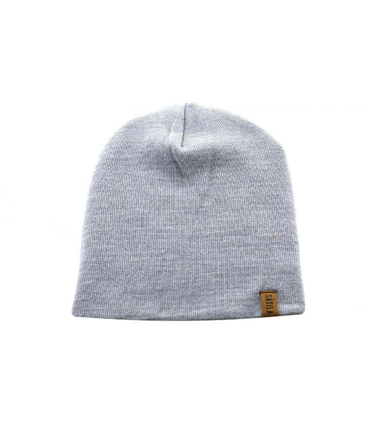 bonnet long merino Satila