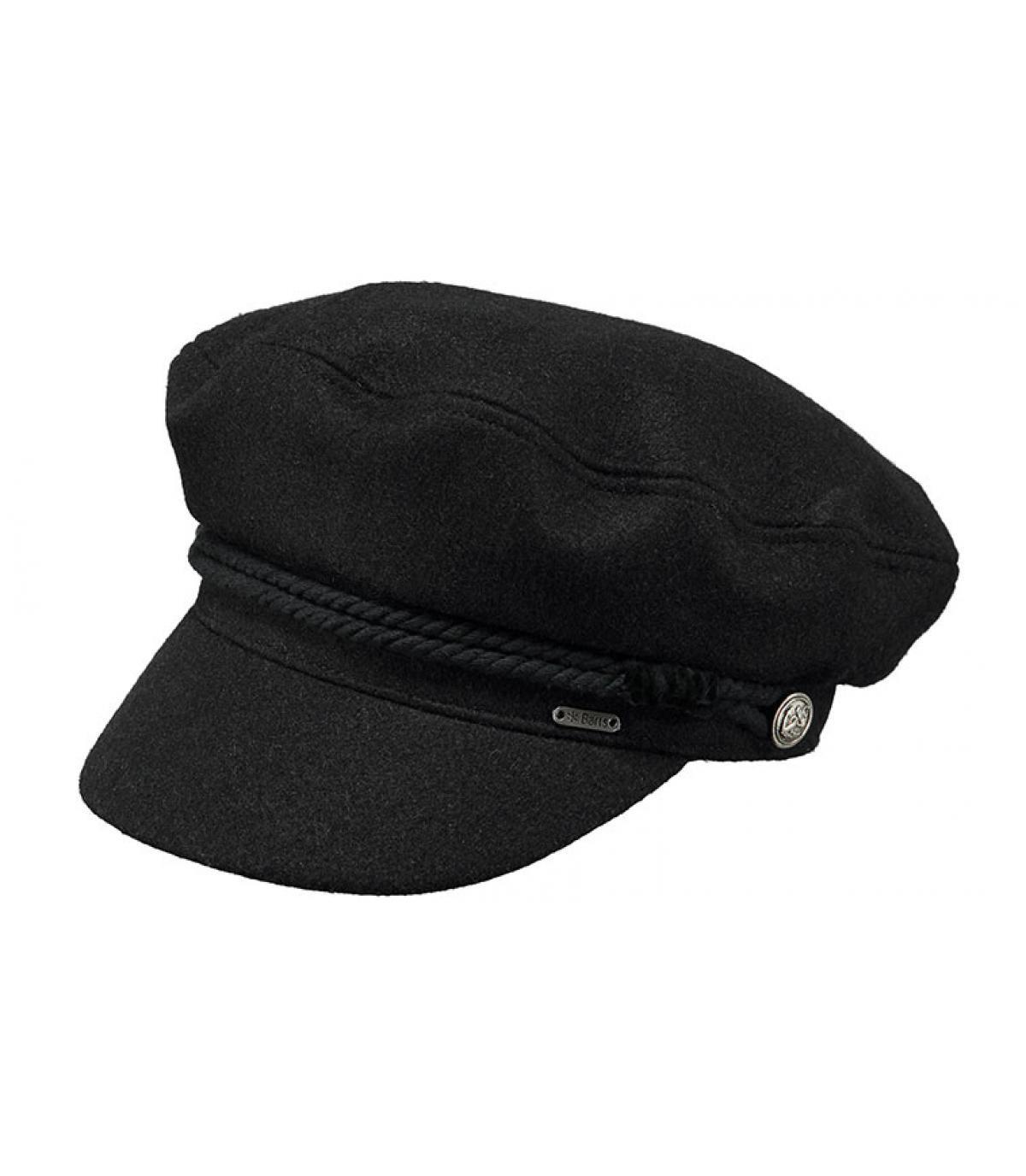 Détails Skipper Cap black - image 2