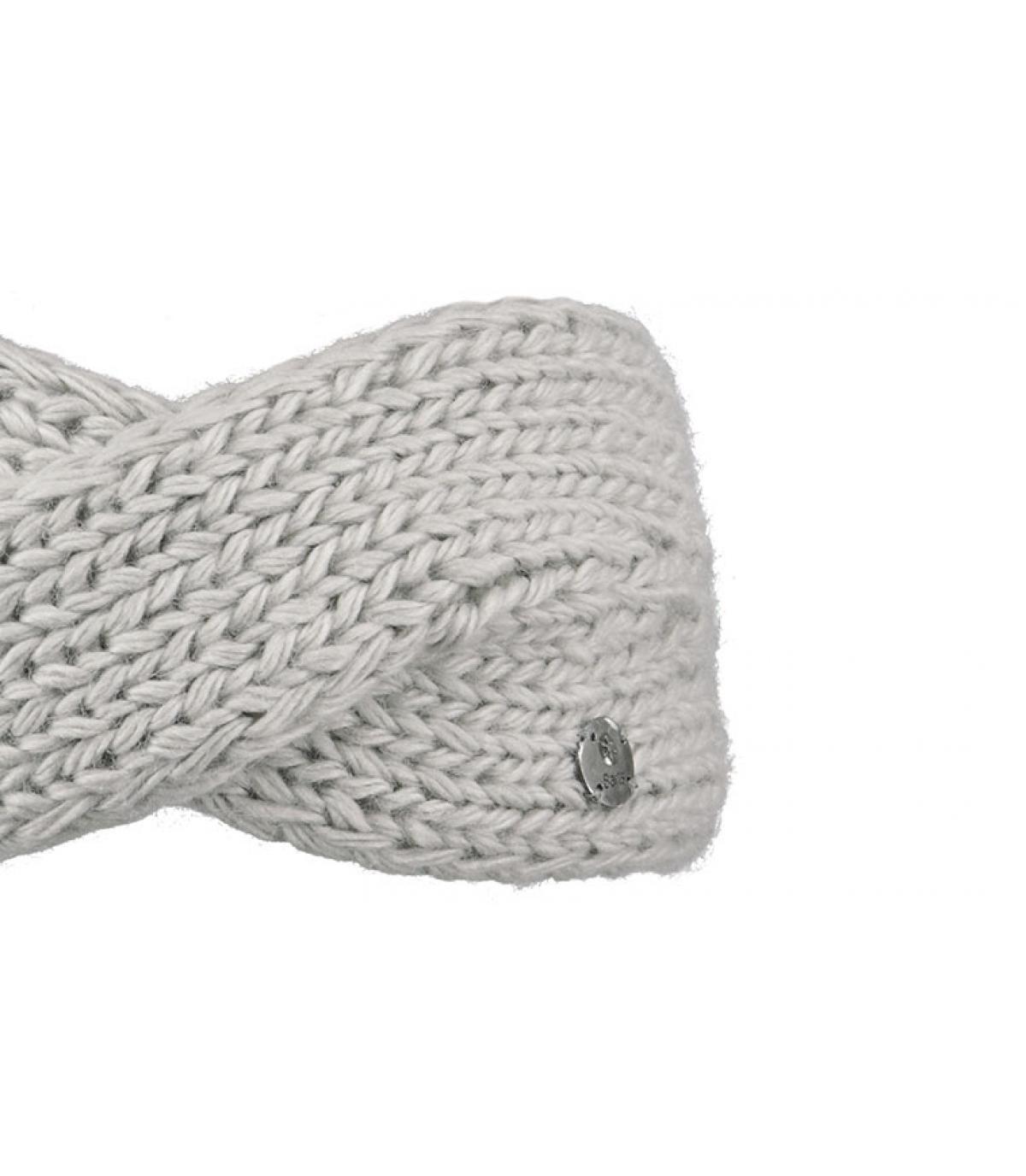 Détails Yogi Headband oyster - image 3