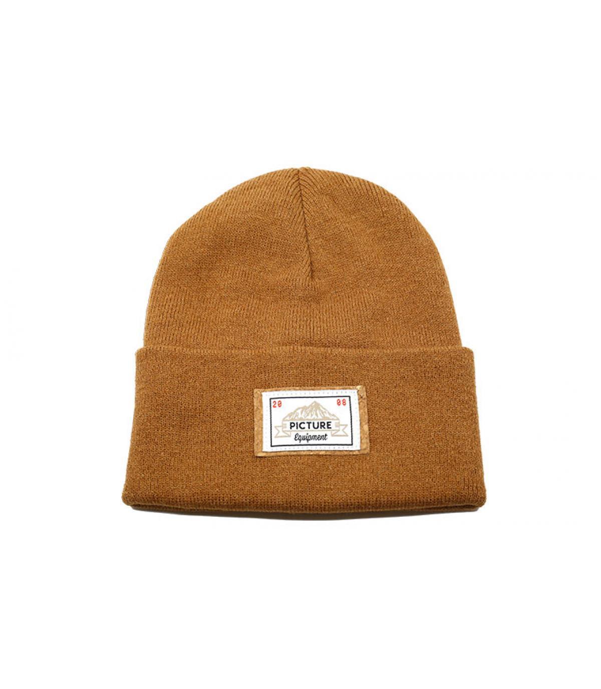bonnet revers beige Picture