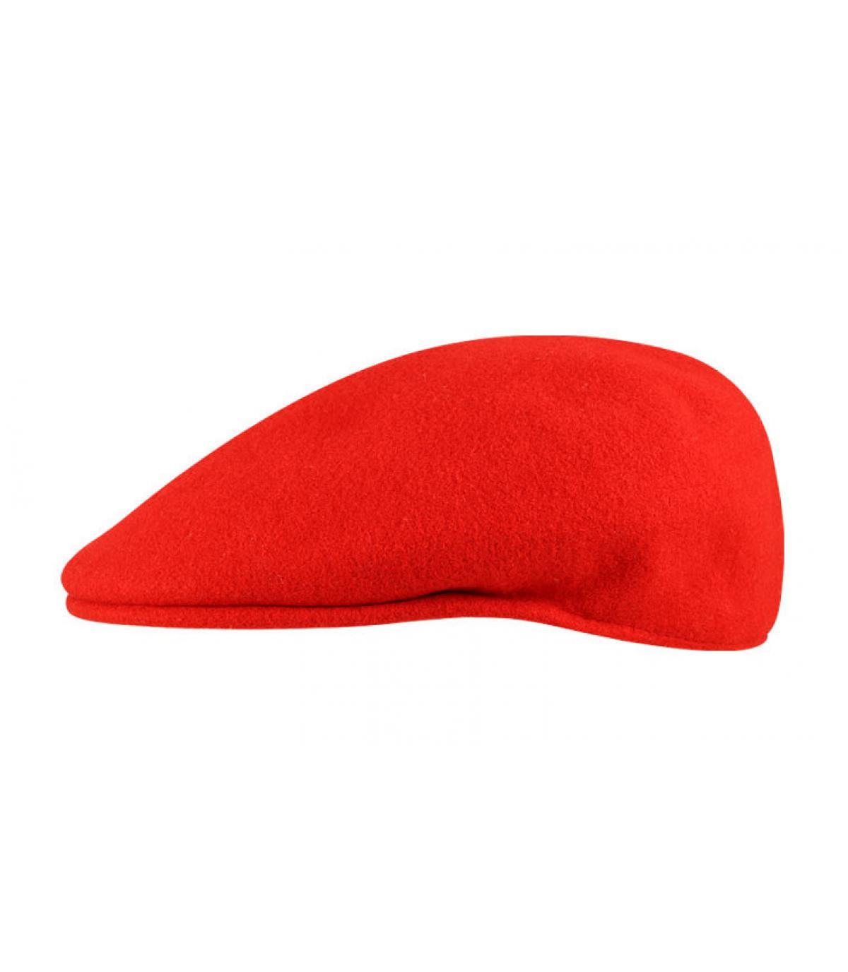 Détails 504 wool rouge - image 3