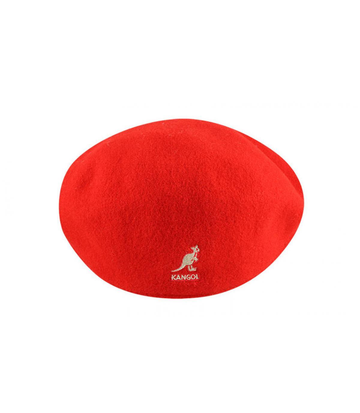 Détails 504 wool rouge - image 4