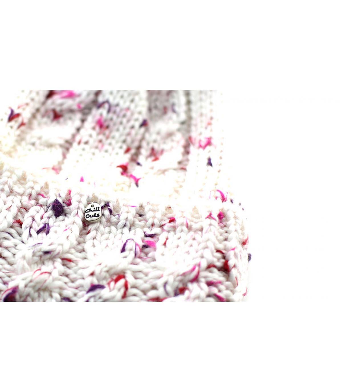 Détails Roxanne Hat white - image 3