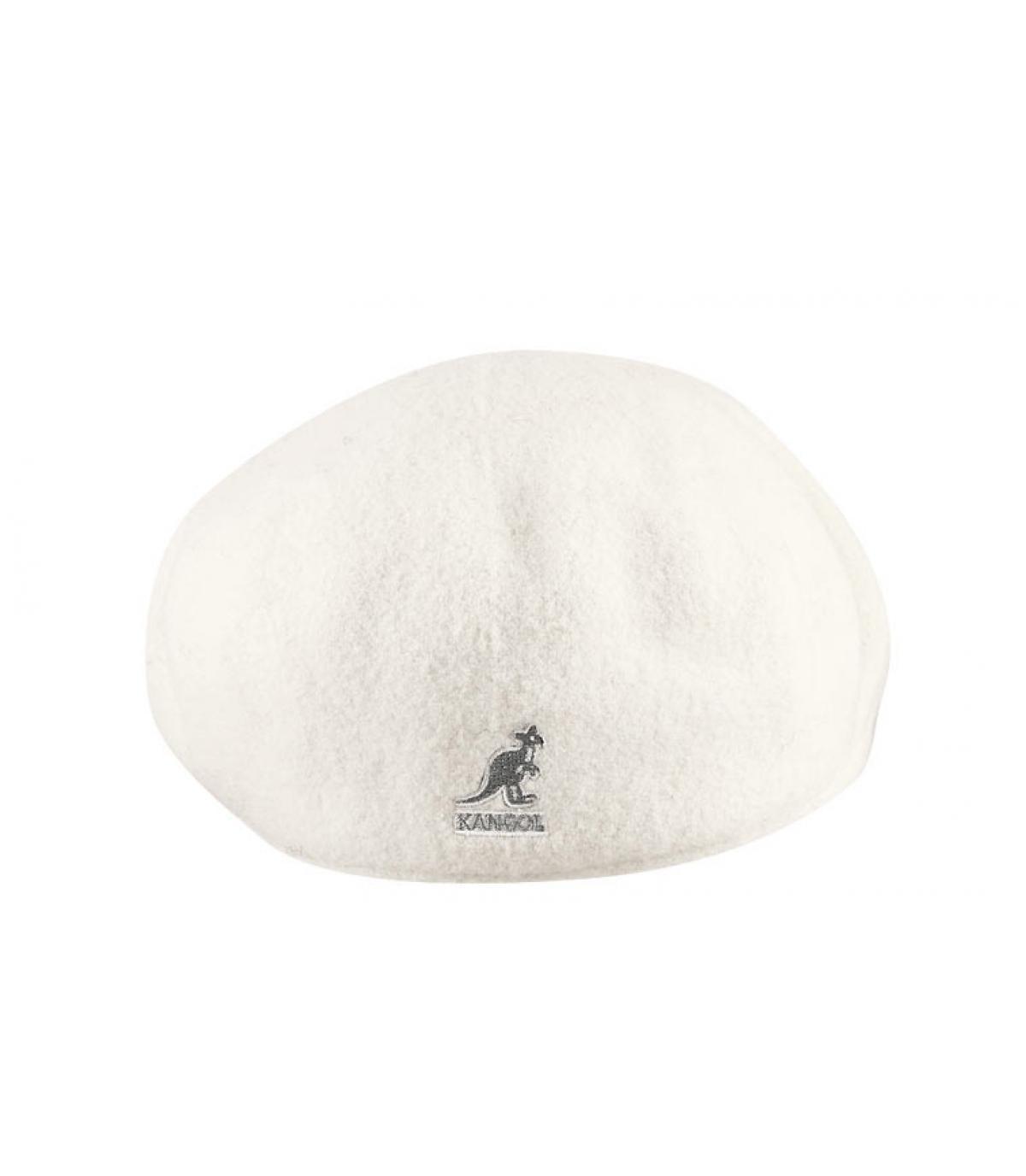 Détails 504 wool blanc - image 4