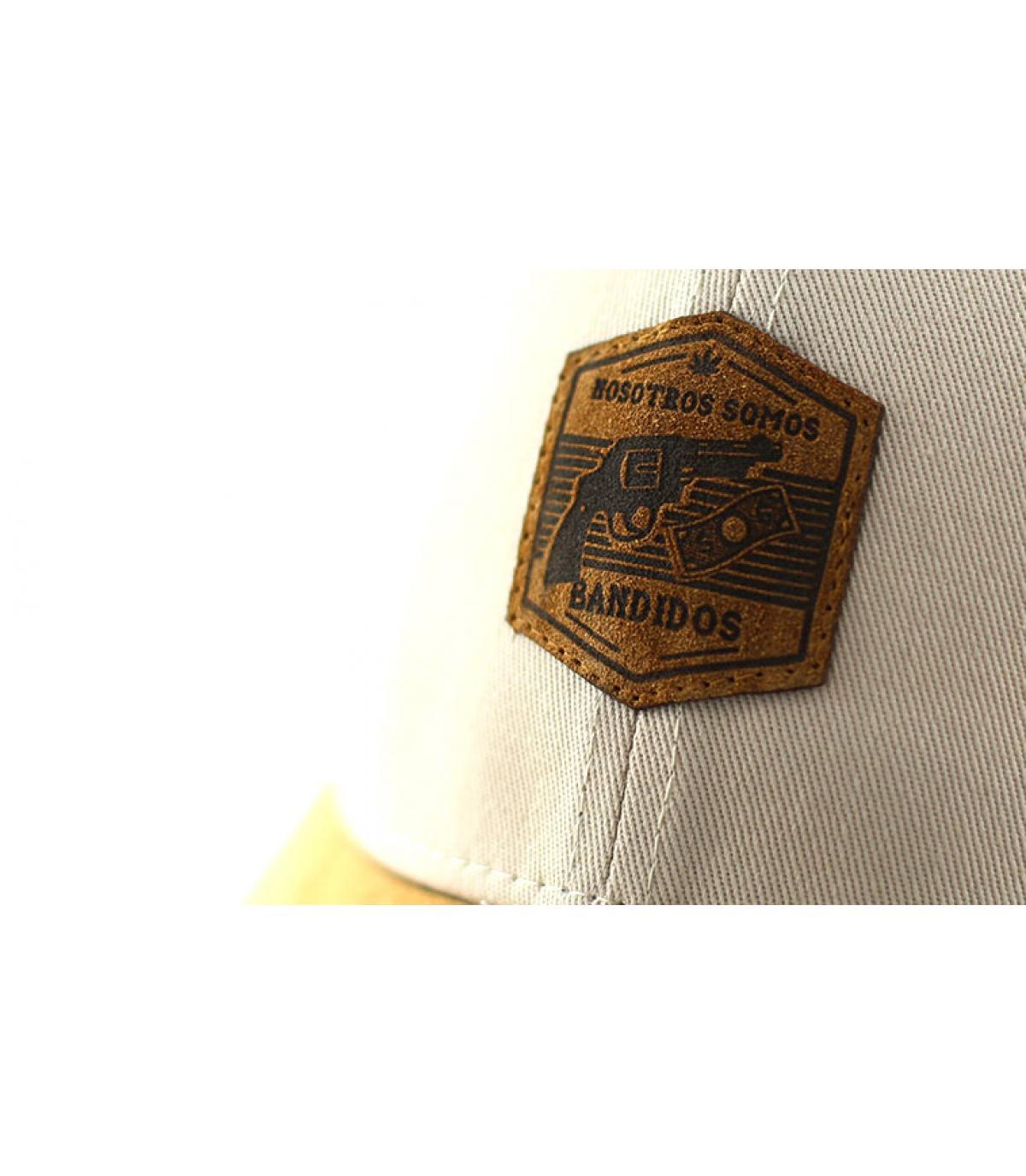 Détails Curve Bandidos beige suede - image 3