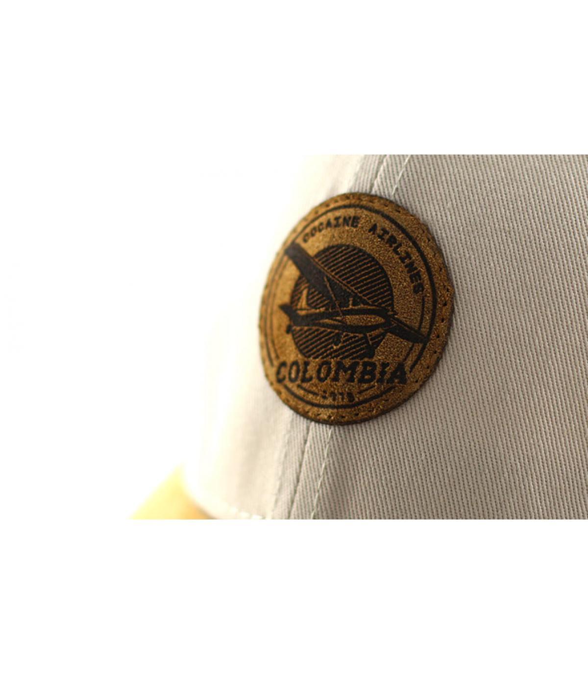 Détails Curve Cocaine Airlines beige suede - image 3