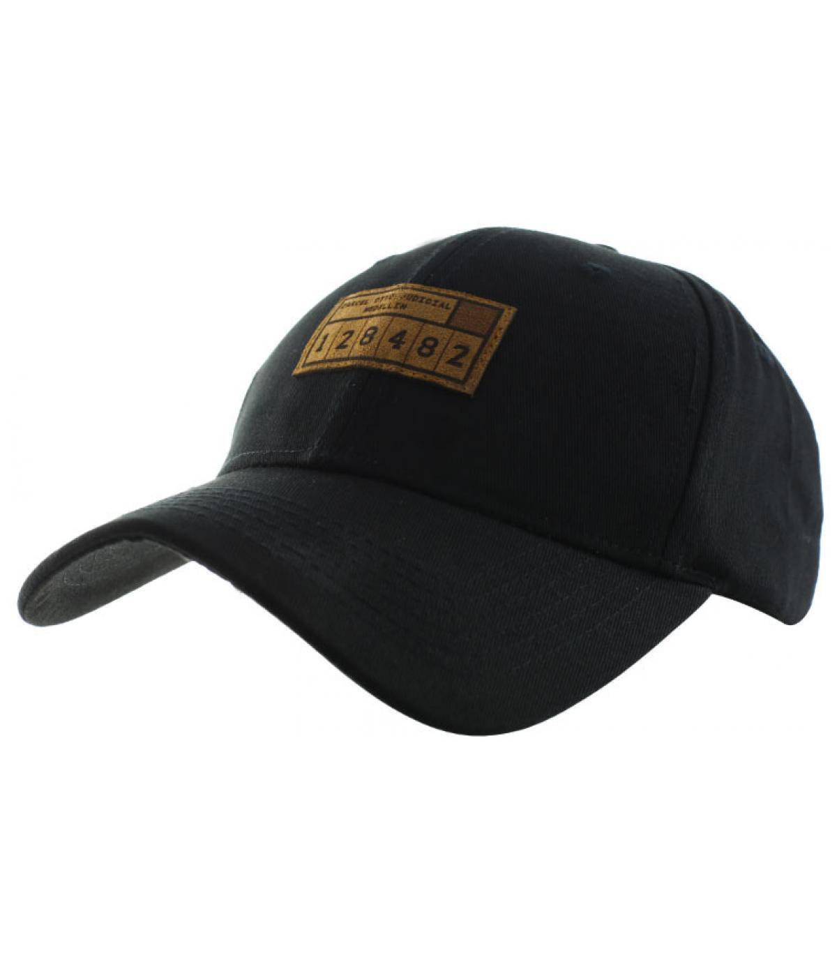 casquette Pablo128482 noir