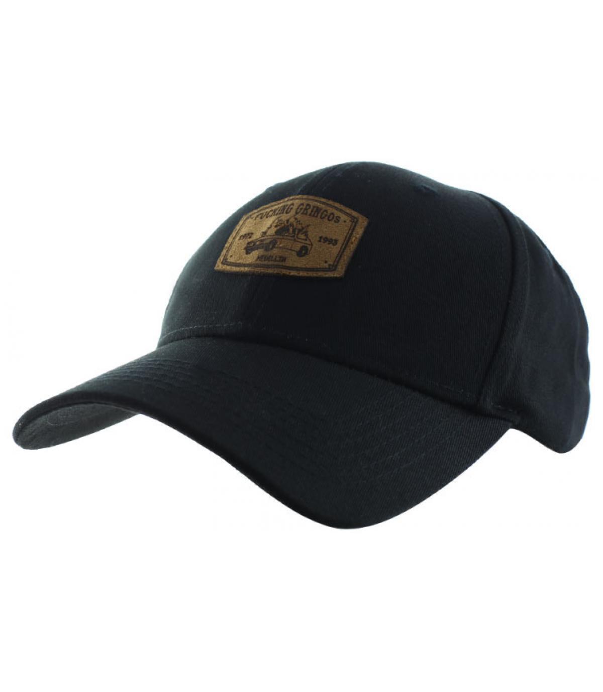 casquette gringos noir