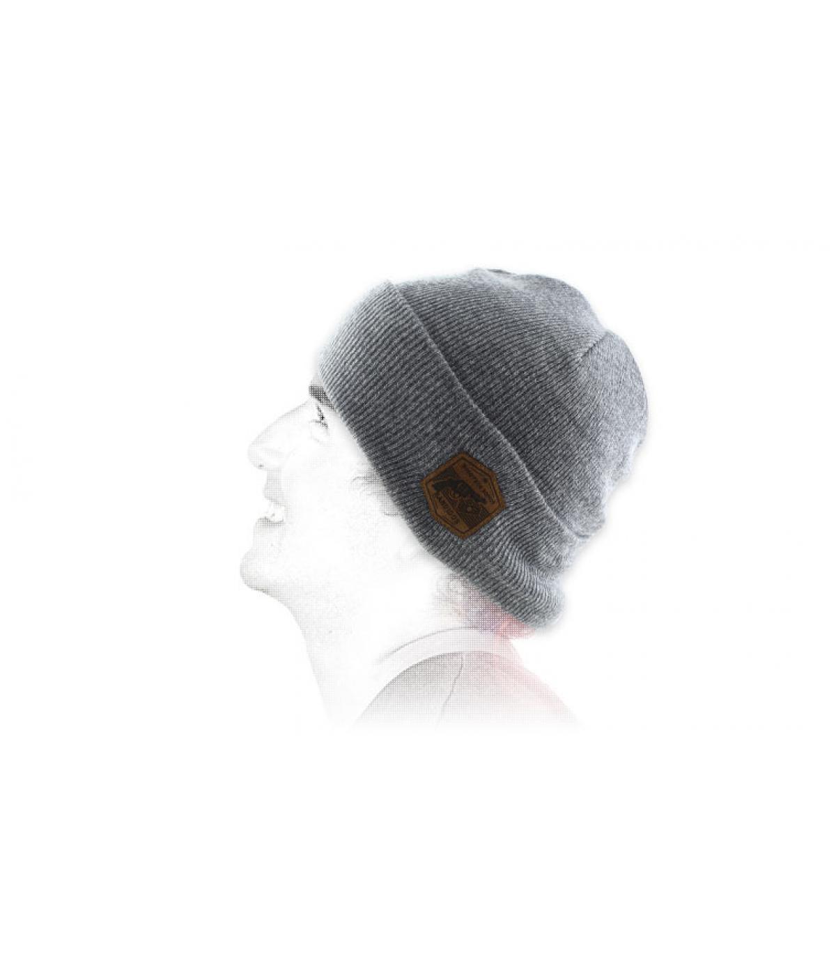 bonnet bandidos gris