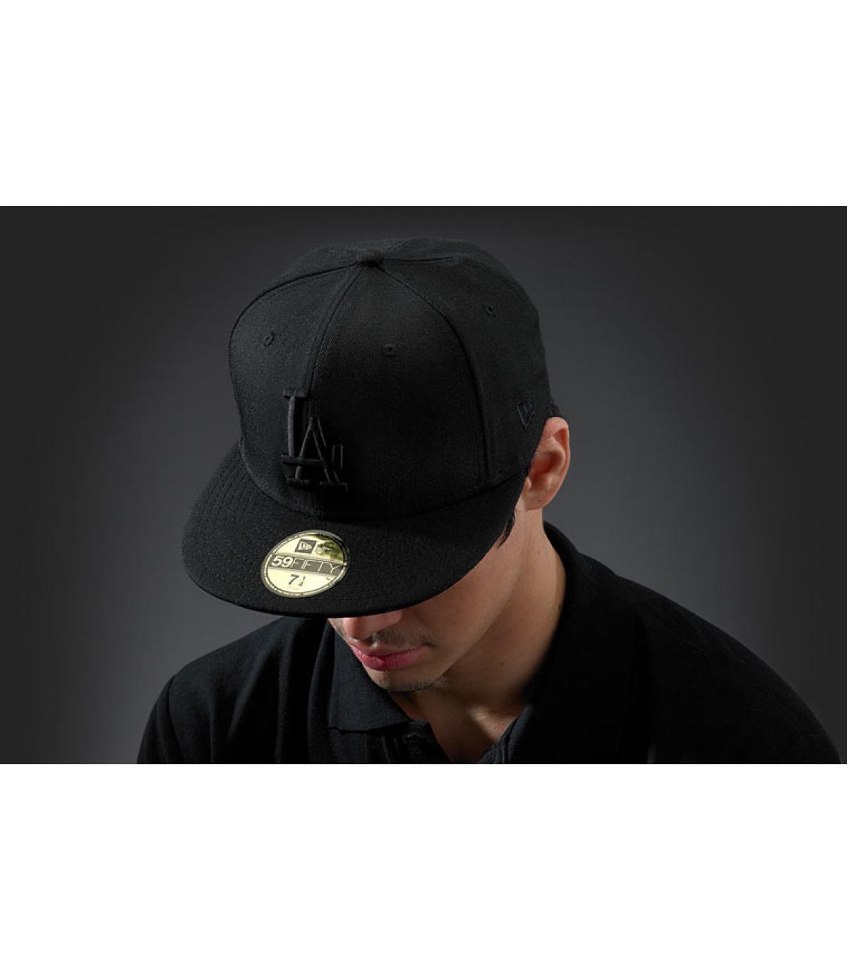 casquette la noire
