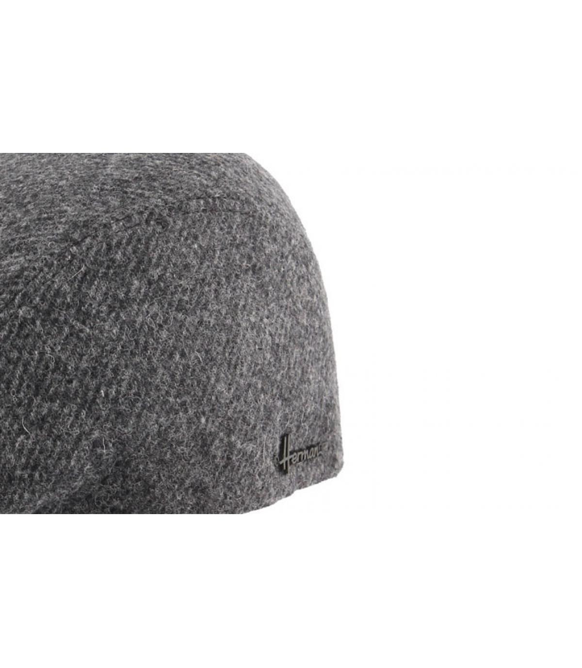 Détails Hill wool EF grey - image 3