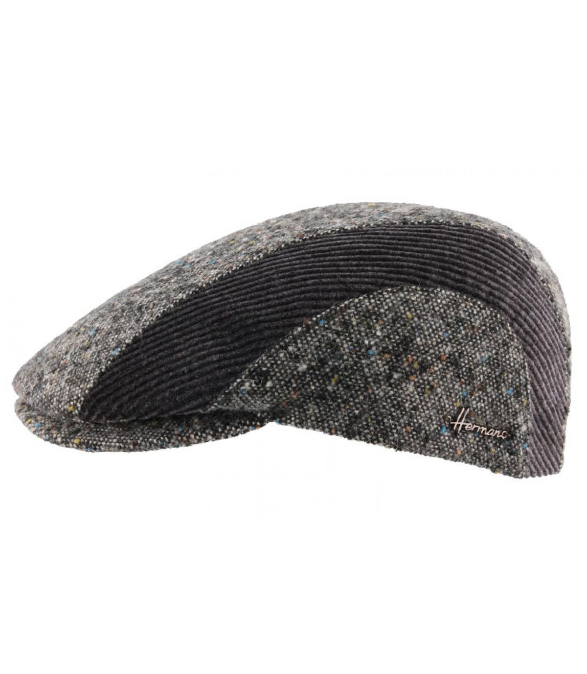 Détails Range Wool Corduroy grey - image 2