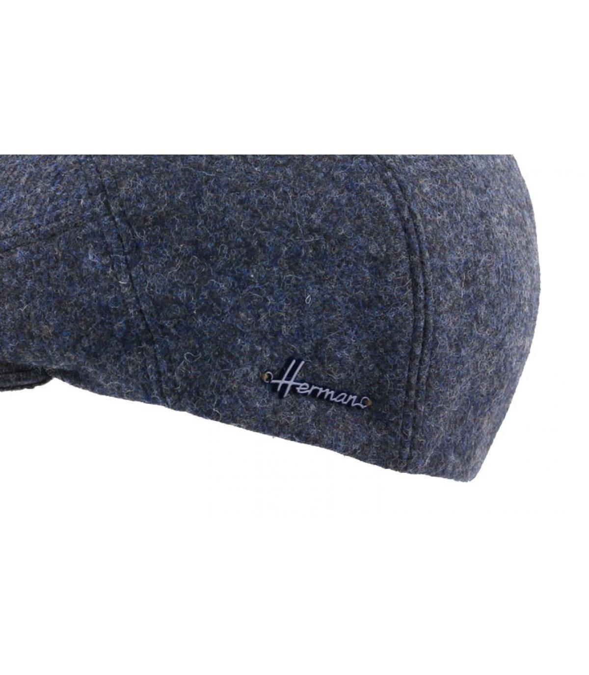 Détails Barents Wool Corduroy blue - image 3