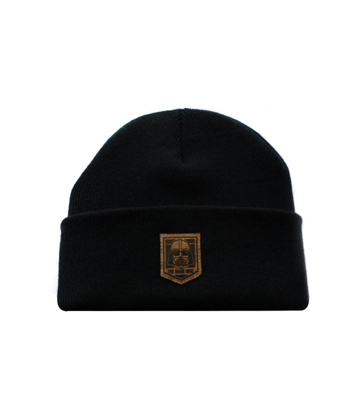 bonnet Dark Side noir