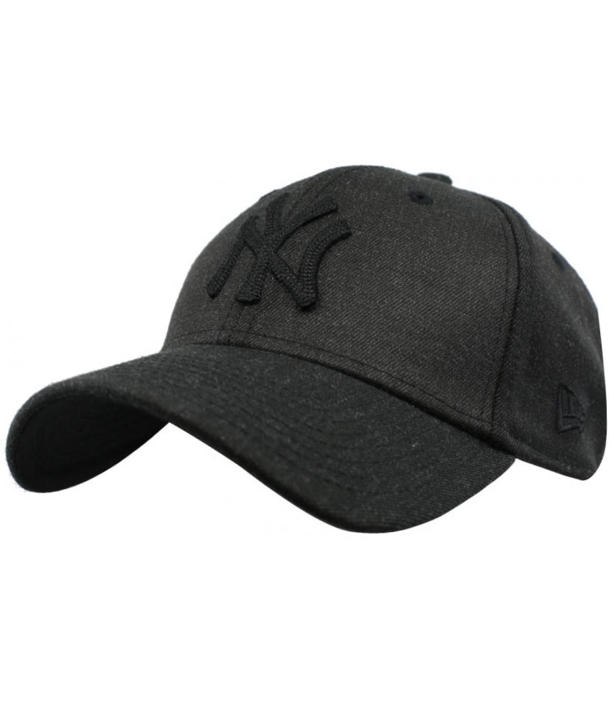 Détails Casquette MLB Heather 39Thirty NY black - image 2