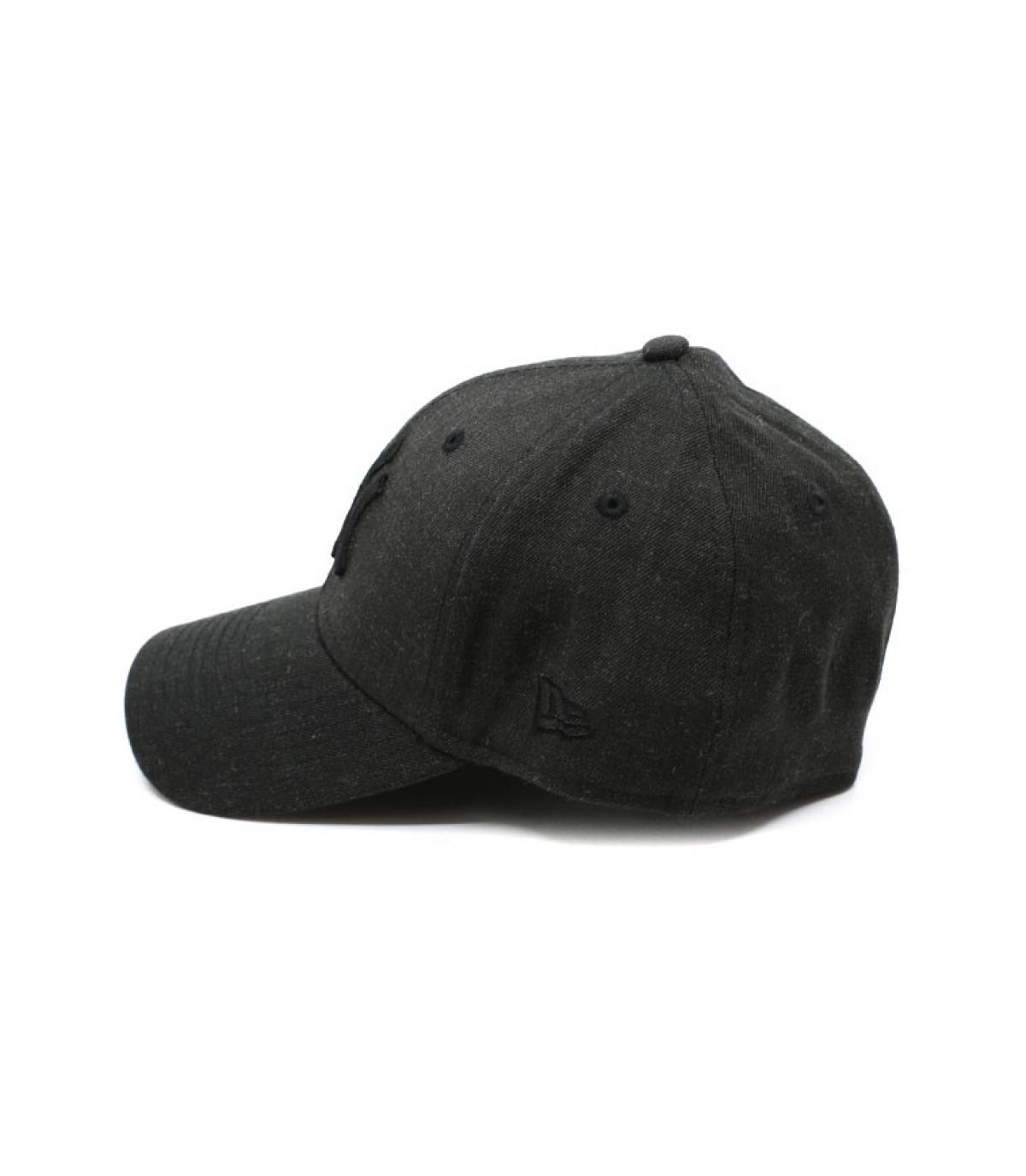 Détails Casquette MLB Heather 39Thirty NY black - image 4