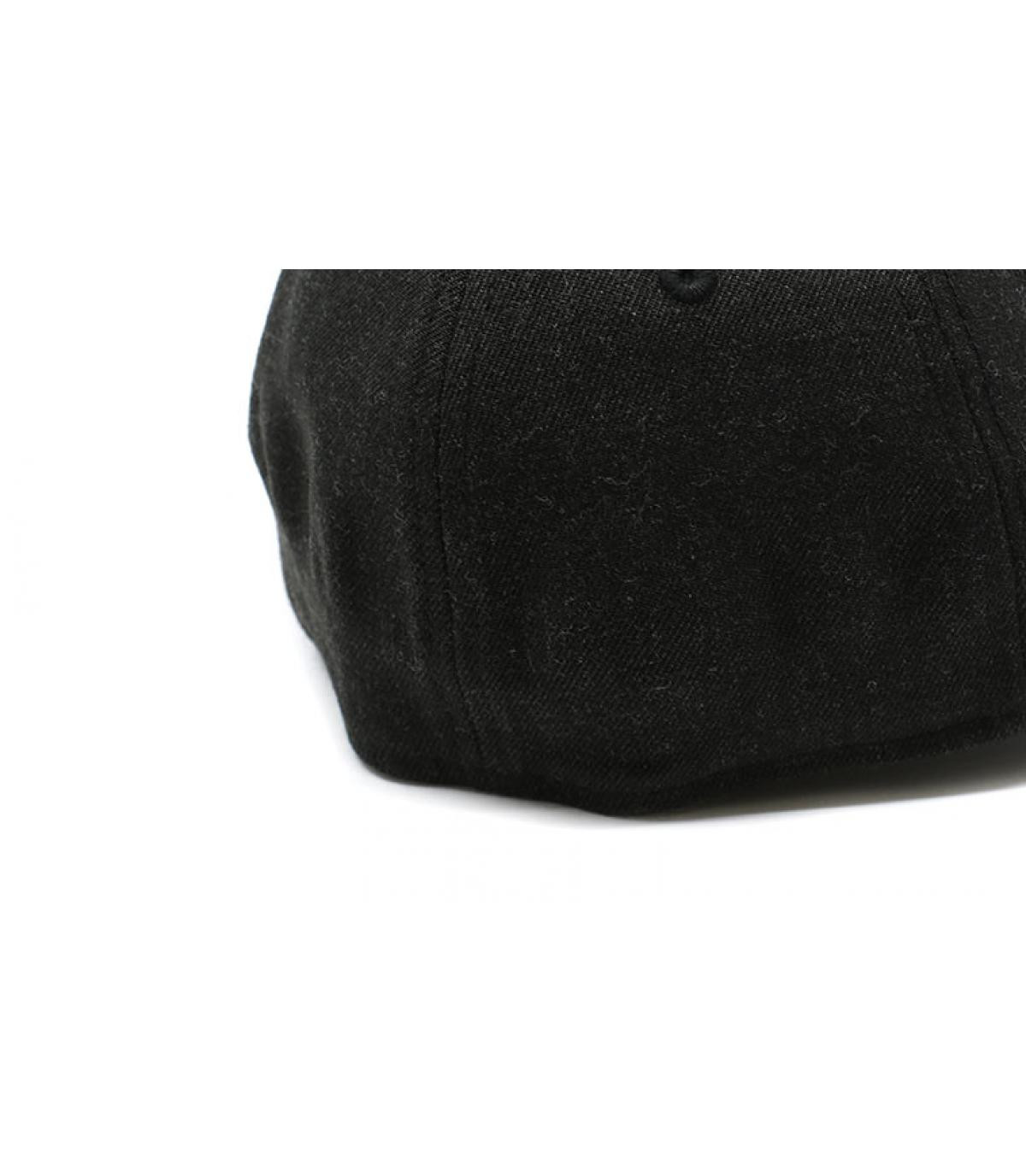 Détails Casquette MLB Heather 39Thirty NY black - image 5