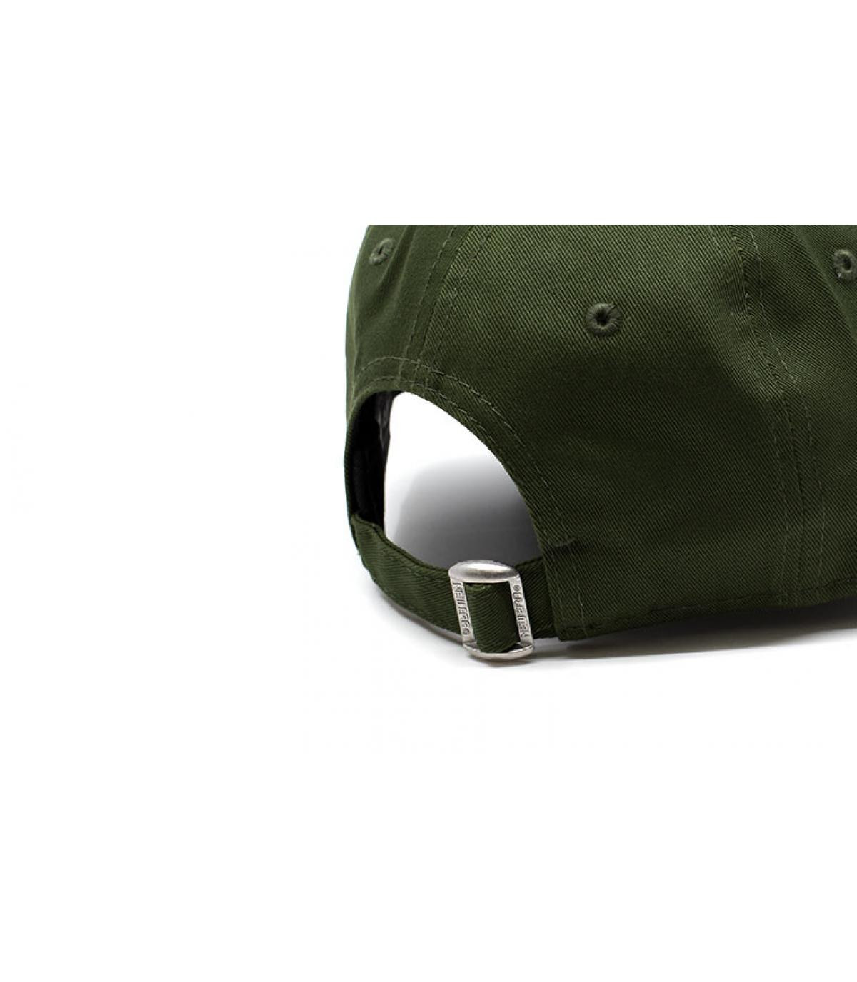 Détails CasquetteLeague Ess 9Forty NY rifle green stone - image 5