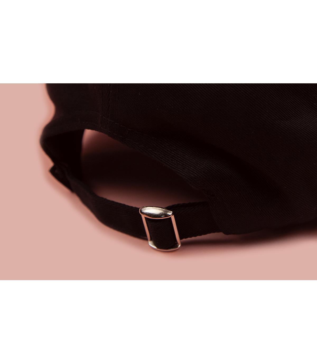 Détails Curve Hand Love black white - image 4