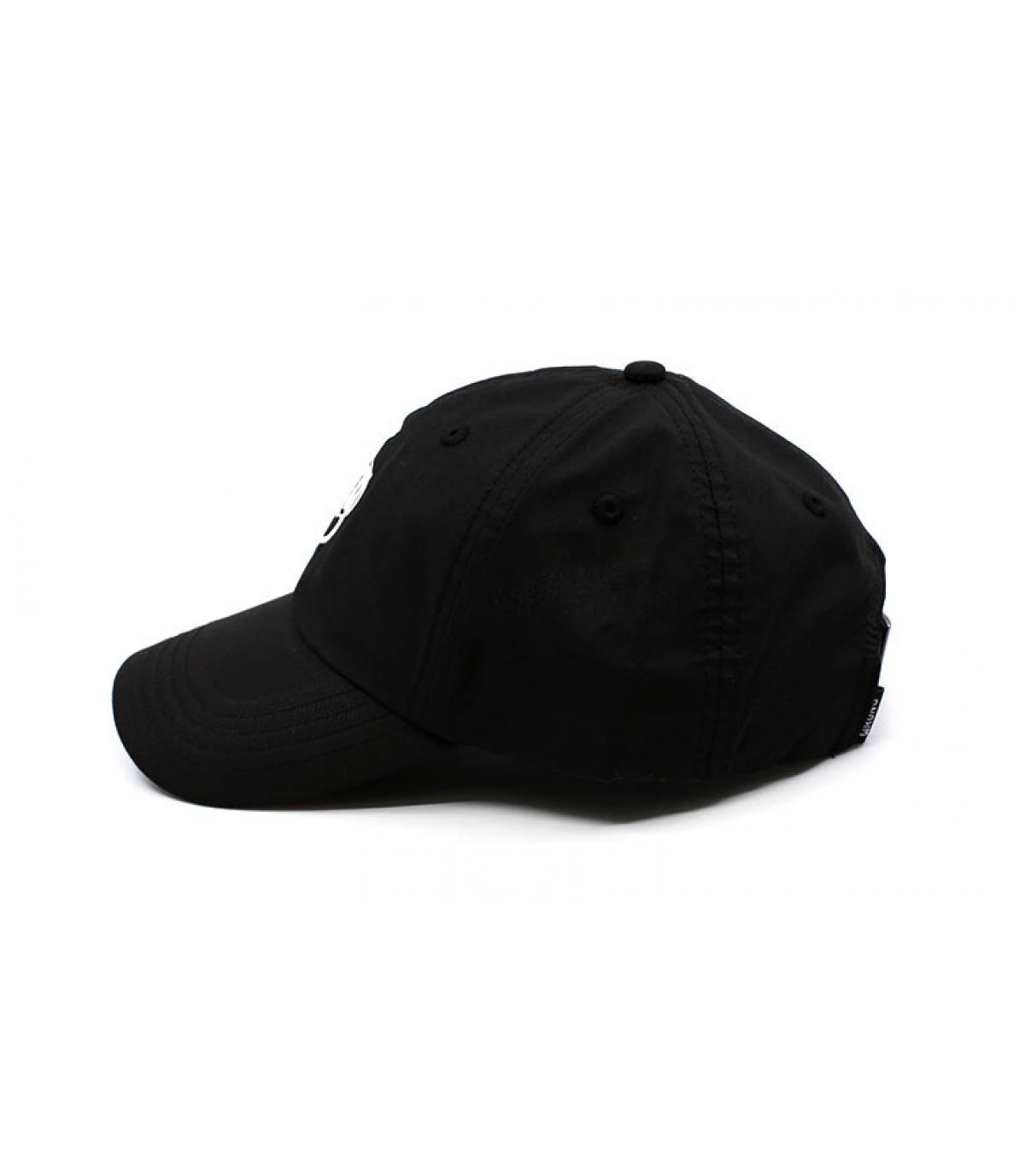 Détails Primo Curve Cap black - image 4