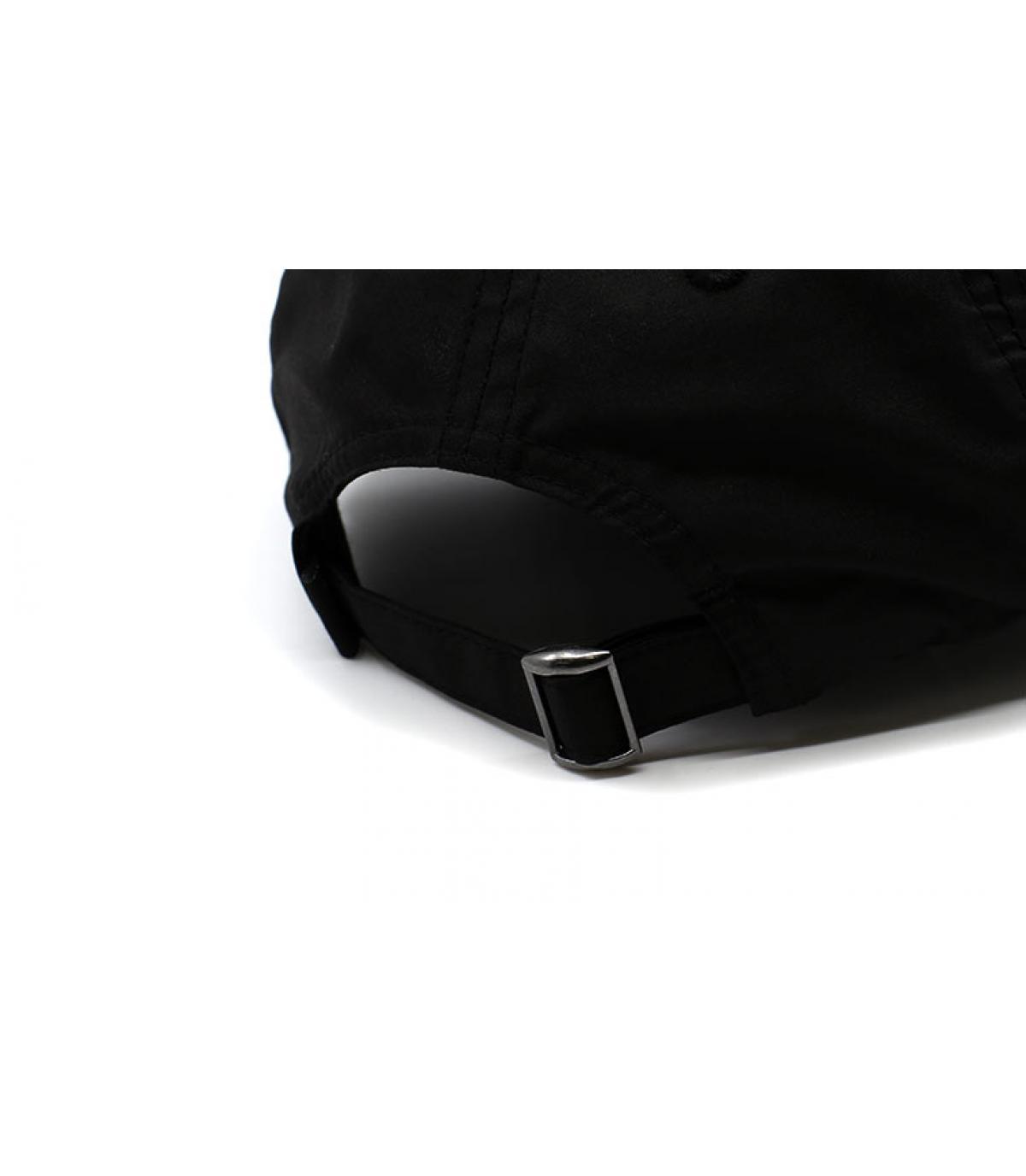 Détails Primo Curve Cap black - image 5
