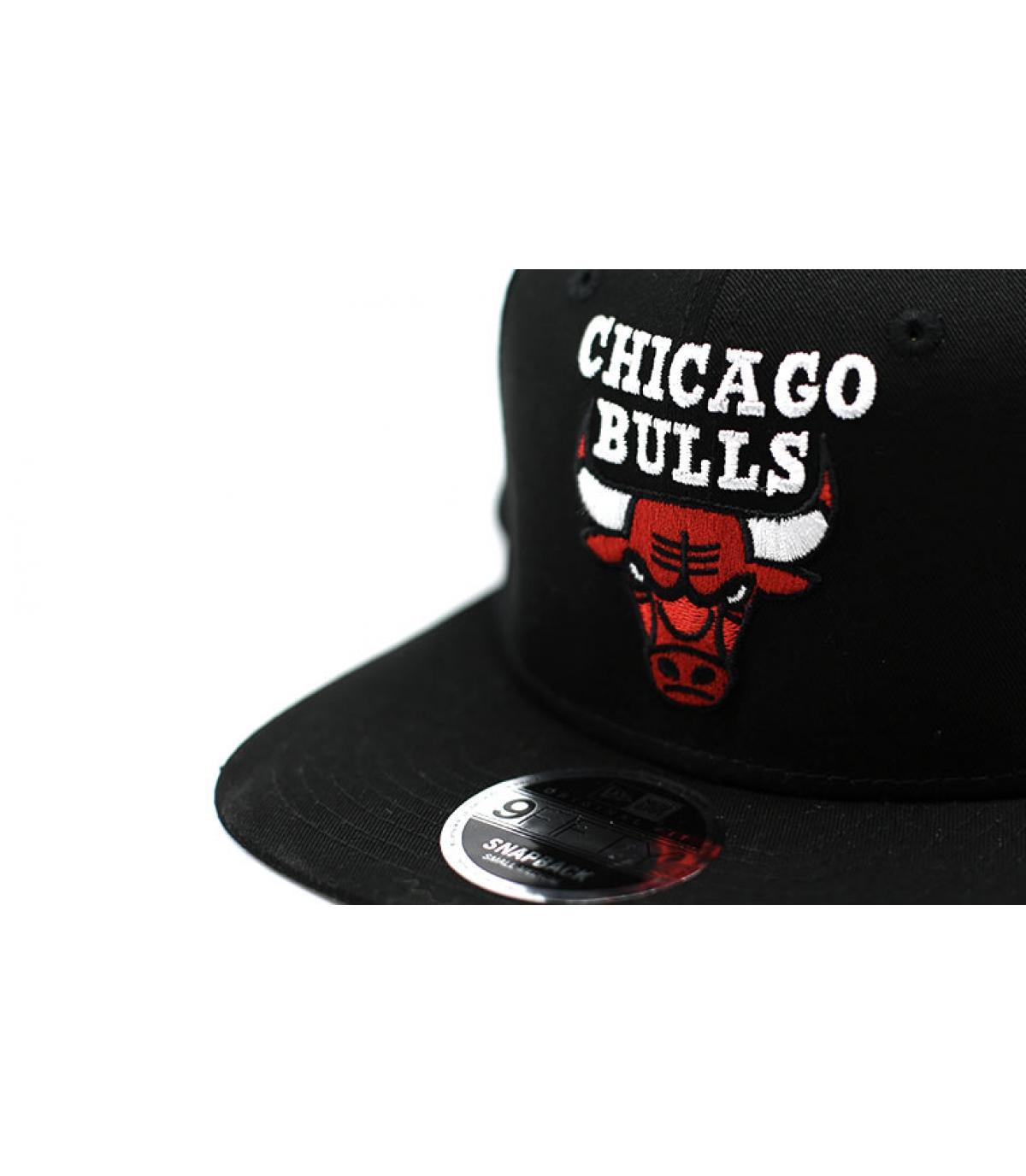 Détails Snapback NBA Classic 9Fifty Bulls - image 3