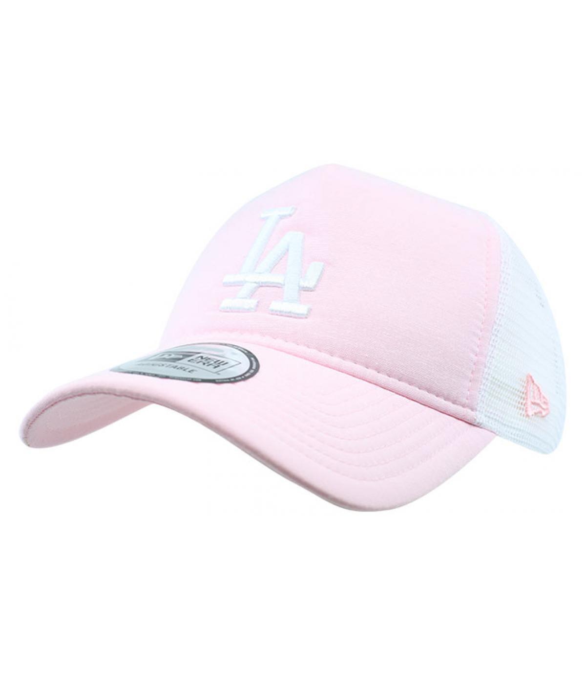 Détails Trucker MLB Oxford LA pink - image 2