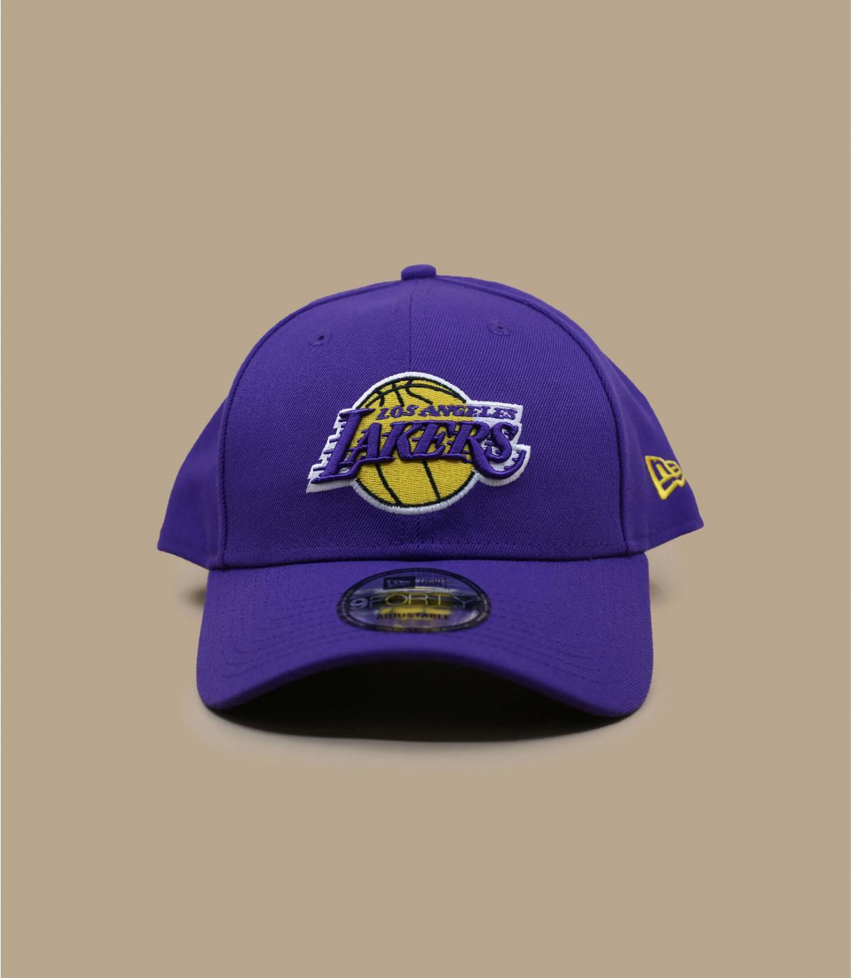 casquette Lakers bleu