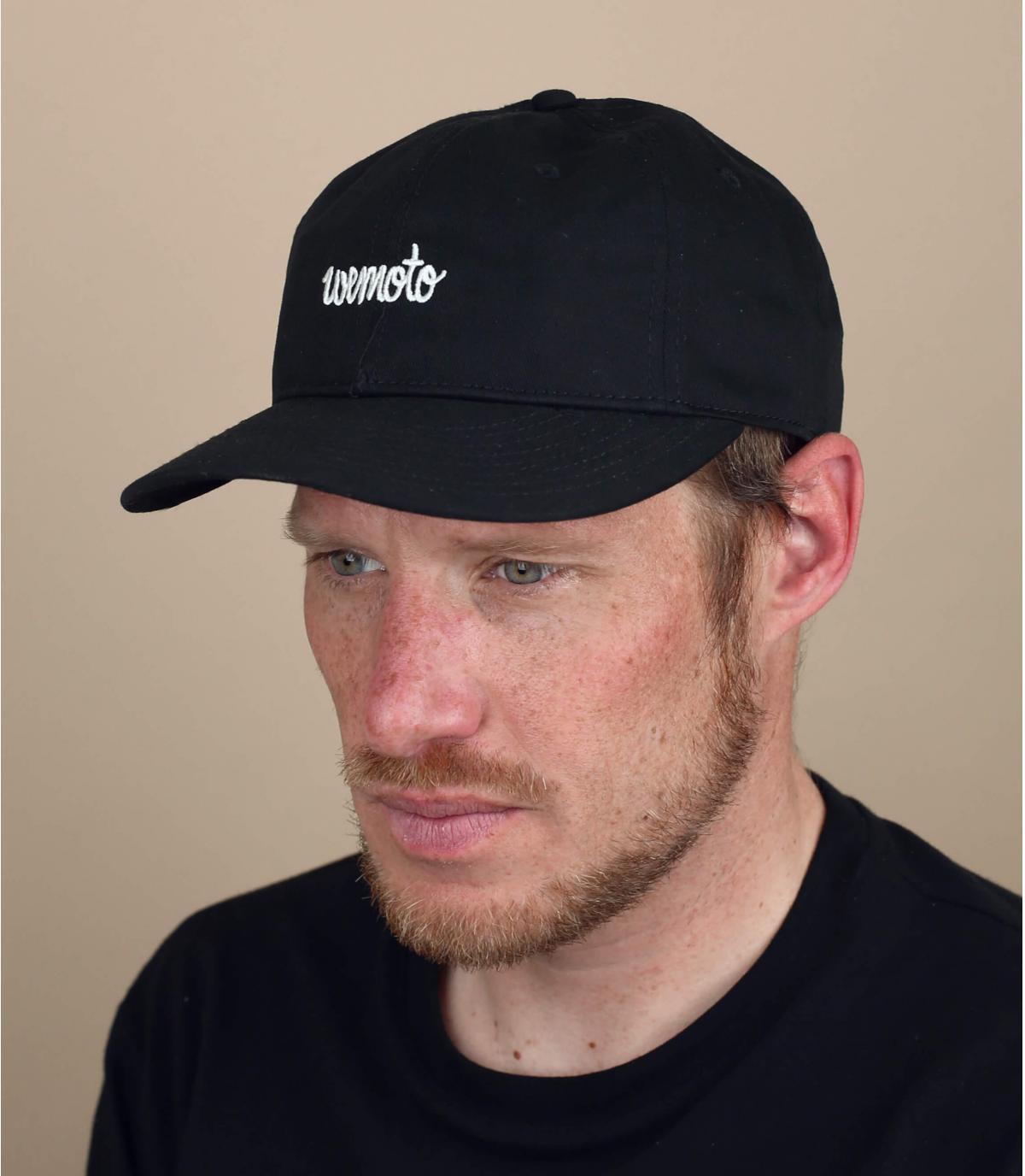 casquette Wemoto noir