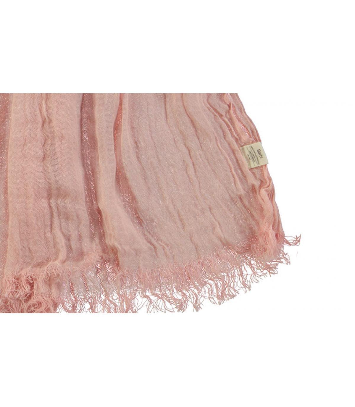 Détails Dap Scarf pink - image 3