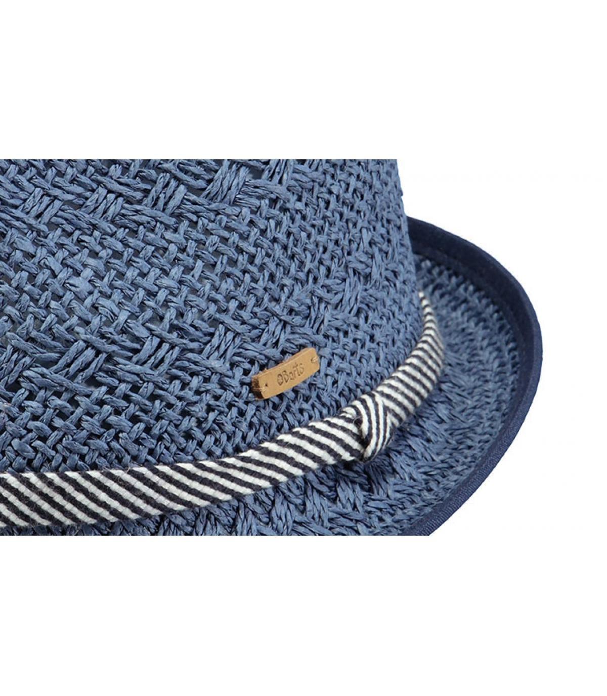 Détails Wali Hat Kids blue - image 3