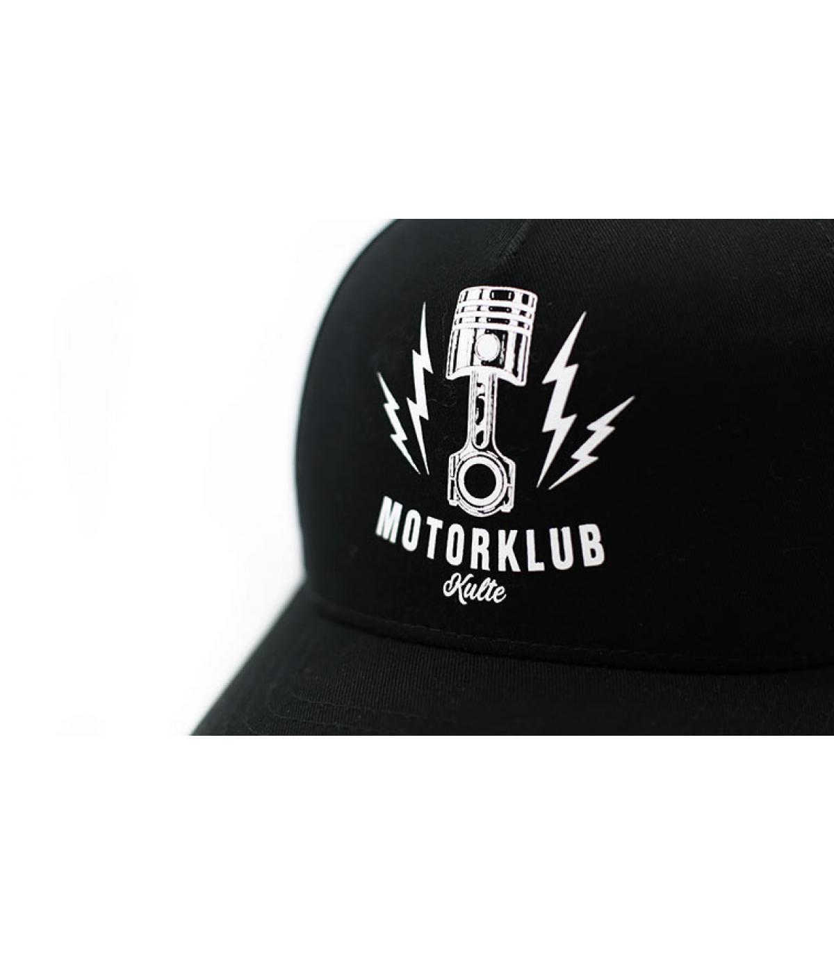 Détails Motorklub black - image 3