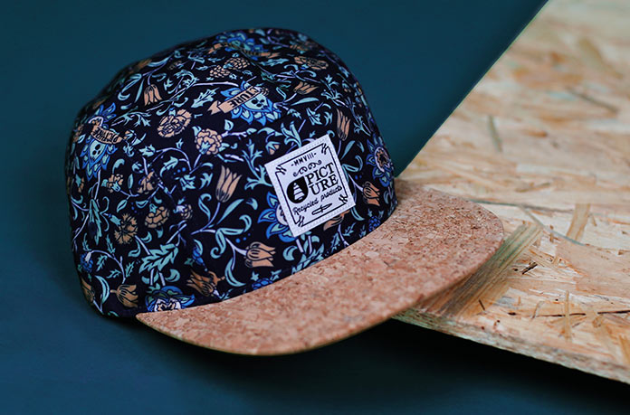 casquette 5 panel Picture
