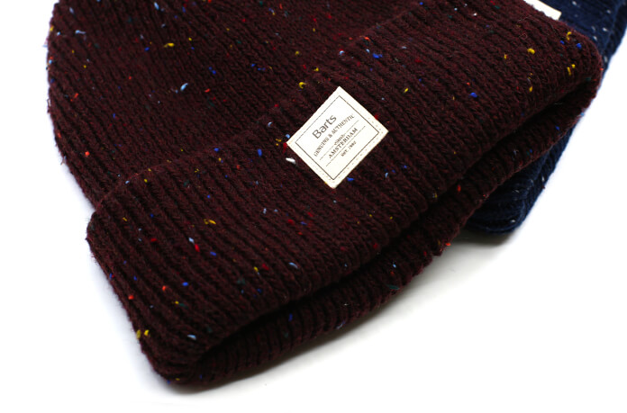 bonnet docker bordeaux Barts