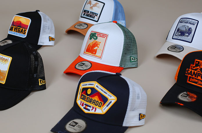 trucker New Era Las vegas
