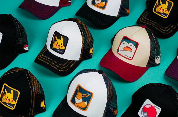 casquette Pokemon Evoli