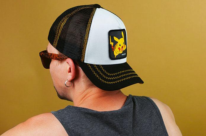 casquette Pikachu Pokemon